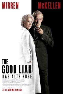The Good Liar - Das alte Böse - Plakat zum Film
