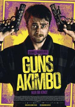Guns Akimbo - Plakat zum Film