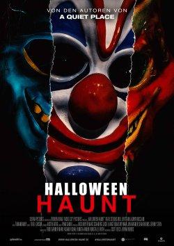Halloween Haunt - Plakat zum Film