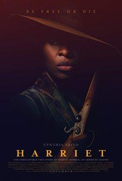 Harriet - Der Weg in die Freiheit - Plakat zum Film