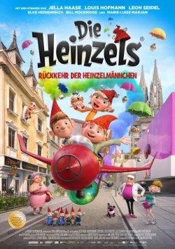 Die Heinzels - Rückkehr der Heinzelmännchen - Plakat zum Film