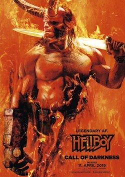 Hellboy - Call Of Darkness - Plakat zum Film