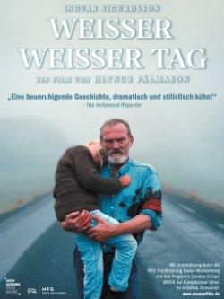 Weißer, weißer Tag - Plakat zum Film