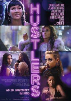 Hustlers - Plakat zum Film