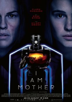 I Am Mother - Plakat zum Film