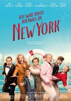 Ich war noch niemals in New York - Plakat zum Film