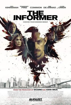 The Informer - Plakat zum Film