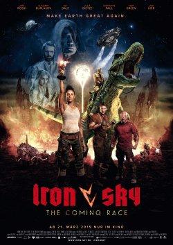 Iron Sky: The Coming Race - Plakat zum Film