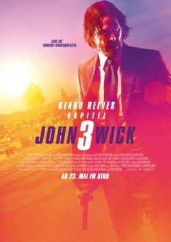 John Wick: Kapitel 3 - Plakat zum Film