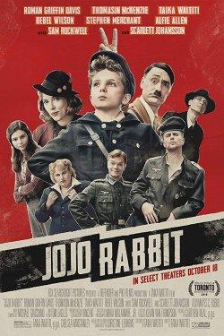 JoJo Rabbit - Plakat zum Film