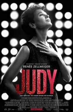 Judy - Plakat zum Film