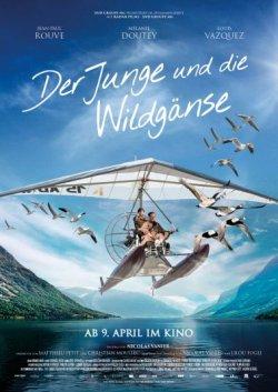 Der Junge und die Wildgänse - Plakat zum Film