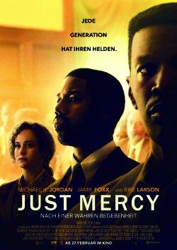 Just Mercy - Plakat zum Film
