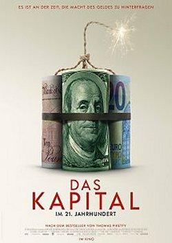 Das Kapital im 21. Jahrhundert - Plakat zum Film
