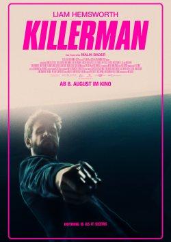 Killerman - Plakat zum Film