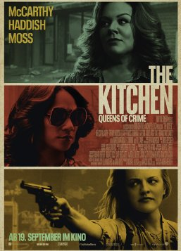 The Kitchen - Queens Of Crime - Plakat zum Film
