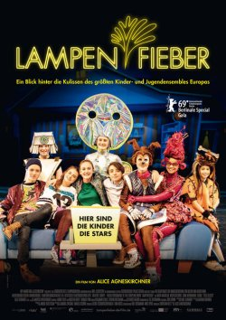 Lampenfieber - Plakat zum Film