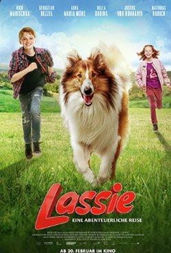 Lassie - Eine abenteuerliche Reise - Plakat zum Film