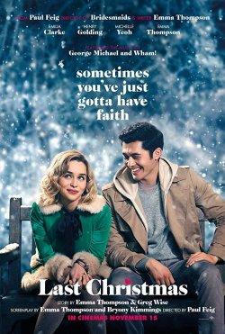Last Christmas - Plakat zum Film