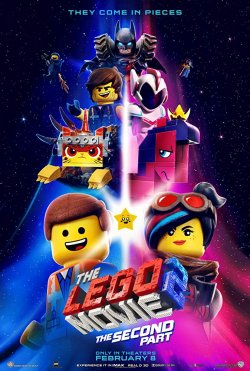 The LEGO Movie 2 - Plakat zum Film