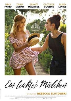Ein leichtes Mädchen - Plakat zum Film