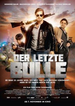 Der letzte Bulle - Plakat zum Film