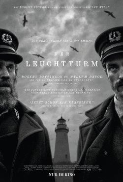 Der Leuchtturm - Plakat zum Film