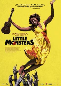 Little Monsters - Plakat zum Film