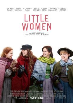 Little Women - Plakat zum Film