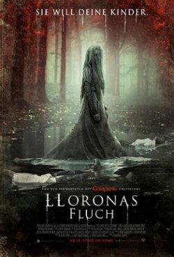 Lloronas Fluch - Plakat zum Film