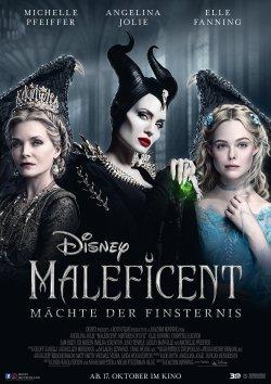 Maleficent - Mächte der Finsternis - Plakat zum Film