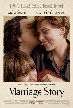 Marriage Story - Plakat zum Film