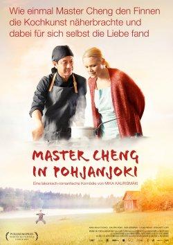 Master Cheng  in Pohjanjoki - Plakat zum Film
