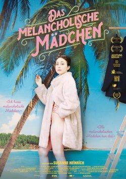 Das melancholische Mädchen - Plakat zum Film