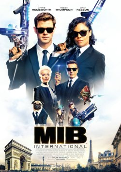 Men In Black: International - Plakat zum Film