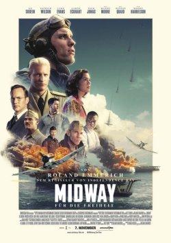 Midway - Für die Freiheit - Plakat zum Film