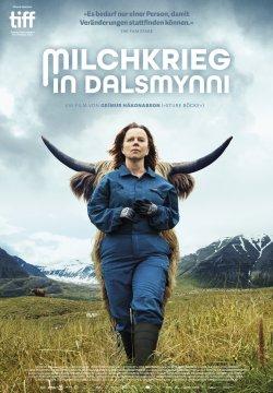 Milchkrieg in Dalsmynni - Plakat zum Film