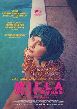 Milla Meets Moses - Plakat zum Film