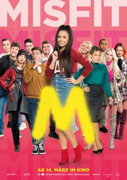 Misfit - Plakat zum Film