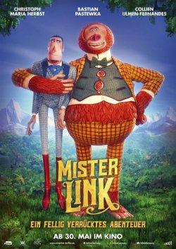 Mister Link - Ein fellig verrücktes Abenteuer - Plakat zum Film