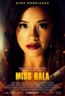 Miss Bala - Plakat zum Film