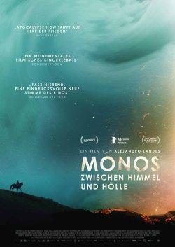 Monos - Zwischen Himmel und Hölle - Plakat zum Film