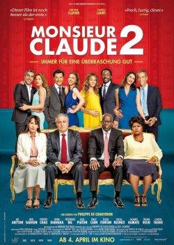 Monsieur Claude 2 - Plakat zum Film