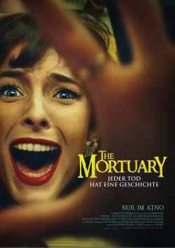 The Mortuary - Jeder Tod hat eine Geschichte  - Plakat zum Film