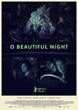 O Beautiful Night - Plakat zum Film