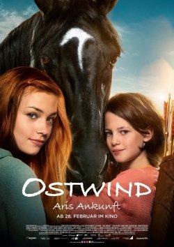 Ostwind - Aris Ankunft - Plakat zum Film
