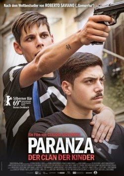 Paranza - Der Clan der Kinder - Plakat zum Film