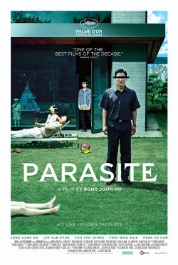 Parasite - Plakat zum Film