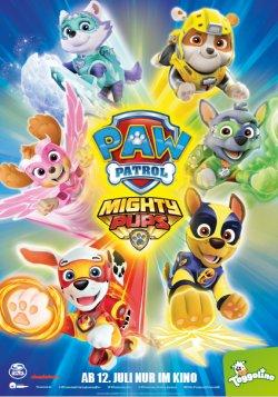 Paw Patrol: Mighty Pups - Plakat zum Film