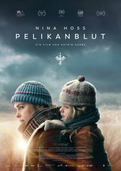 Pelikanblut - Aus Liebe zu meiner Tochter - Plakat zum Film